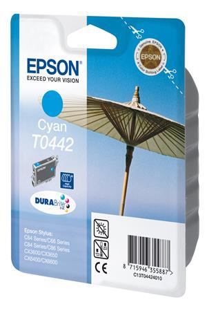 EPSON Epson Ink DuraBrite, cyan C13T04424020