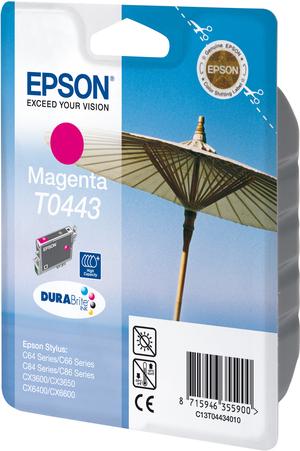 EPSON Epson Ink DuraBrite, magenta C13T04434020