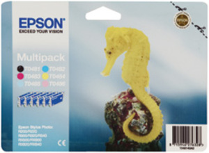 EPSON Ink Cartridge Multipack T048740