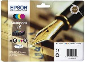EPSON Tinte Multipack 16 C13T16264010