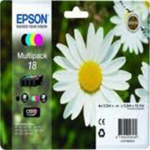 EPSON Epson Ink, Multipack 18 C13T18064010