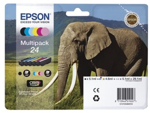 EPSON Epson Ink, Multipack 24 C13T24284011