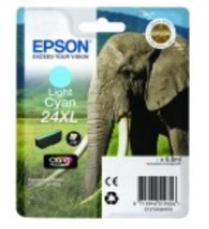 EPSON Ink, 24XL, light cyan C13T24354010