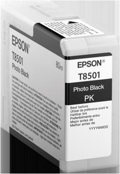 EPSON Ink Cart/UltraChromeHD Photo Black C13T850100