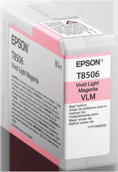 EPSON Singlepack Vivid Light Magenta C13T850600
