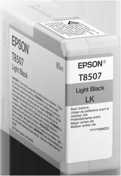 EPSON Ink Cart/UltraChromeHD Light Black C13T850700