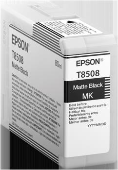 EPSON Ink Cart/UltraChromeHD Matte Black C13T850800