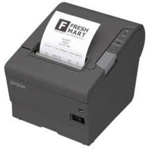 EPSON Thermodrucker TM-T88V, schwarz CA85833