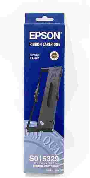EPSON Farbband schwarz/9Nad/FX-890 S015329