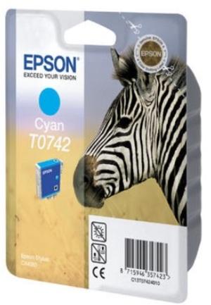EPSON Ink Cartridge, cyan T074240