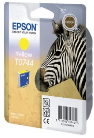 EPSON Epson Ink Cartridge, yellow T074440