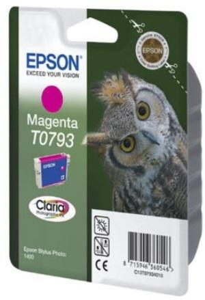 EPSON Ink Cartridge, magenta T079340