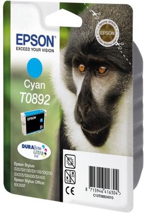EPSON Ink Cart/Cyan f Stylus SX405 C13T08924010