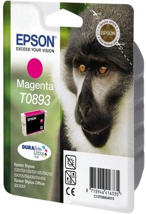 EPSON Tintenpatrone magenta T089340