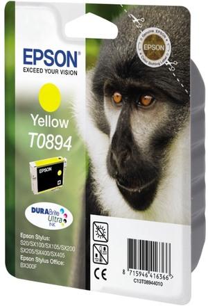 EPSON Tintenpatrone yellow T089440