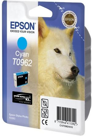 EPSON Tintenpatrone cyan T096240