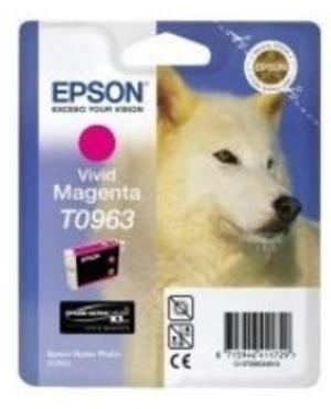 EPSON Tintenpatrone vivid magenta T096340