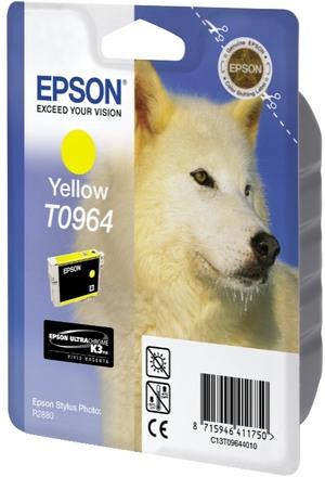 EPSON Tintenpatrone yellow T096440