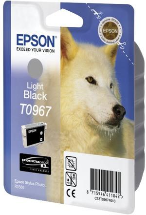 EPSON Tintenpatrone light black T096740