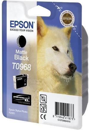 EPSON Tintenpatrone matte black T096840