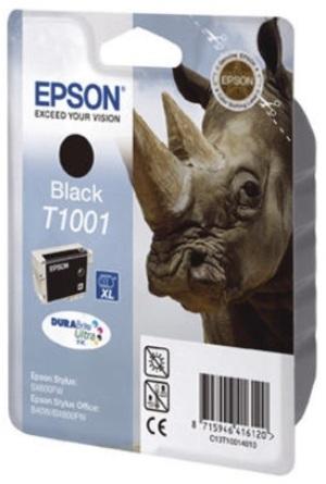 EPSON Tintenpatrone schwarz T100140