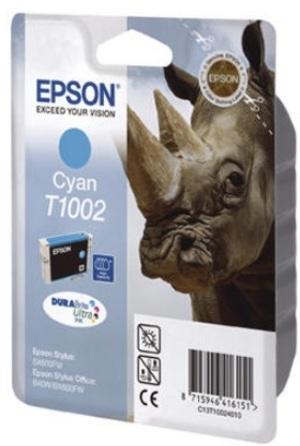 EPSON Tintenpatrone cyan T100240
