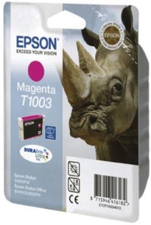 EPSON Tintenpatrone magenta T100340