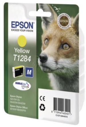 EPSON Tintenpatrone yellow T128440