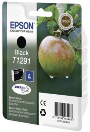 EPSON Tintenpatrone schwarz T129140