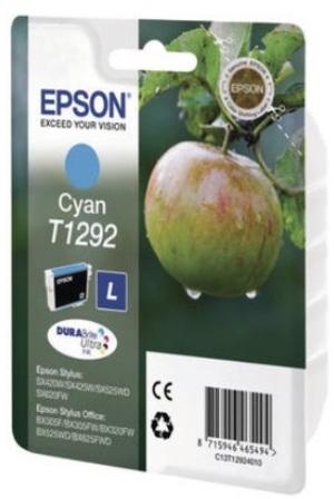EPSON Tintenpatrone cyan T129240