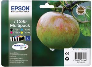EPSON Multipack Tinte CMYBK T129540