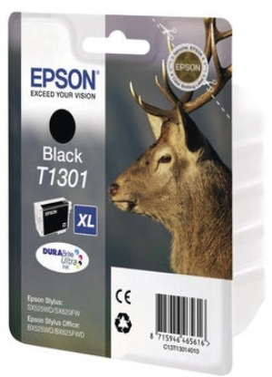 EPSON Tintenpatrone XL schwarz T130140