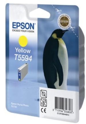 EPSON Epson Ink Cartridge, yellow T559440