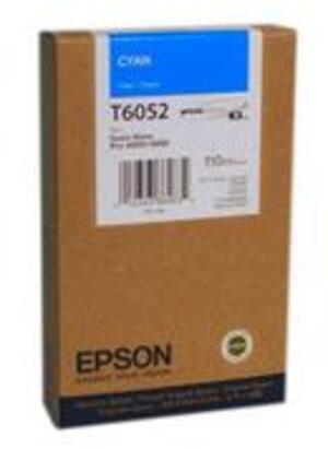 EPSON Tintenpatrone cyan T605200