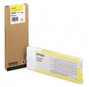 EPSON Tintenpatrone yellow T606400