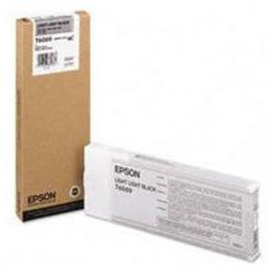 EPSON Tintenpatrone light black T606700