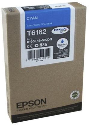 EPSON Tintenpatrone cyan T616200