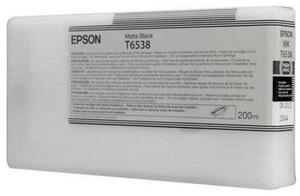 EPSON Tinte matt schwarz 200ml T653800