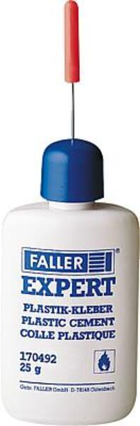 FALLER Expert, Plastikkleber, 25 g 1170492