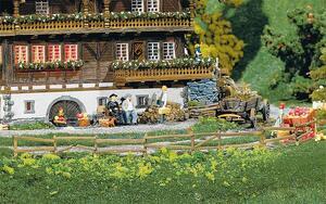 FALLER Garten- und Feldzaeune 1180406