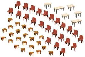 FALLER Tische und Stühle 1180438