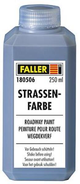FALLER Strassenfarbe 1180506