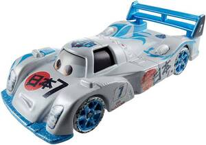 Disney Cars Mattel Ice Racer Shu CDR29