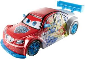 Disney Cars Mattel Ice Racers Vitaly Petrov CDR33