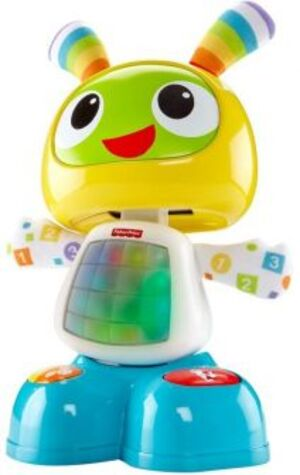Fisher-Price Tanzspass BeatBo, d ab 9 Monaten, Batterien 4xAA inkl. 40300045