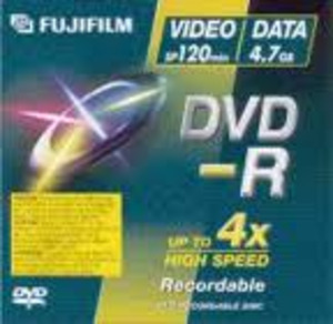Fujifilm FUJI DVD-R 4.7 GB general (43443) (VE 1 Stk.) 32004Z99