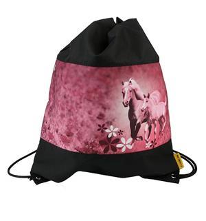 FUNKE Funki Turnsack Pink Horses 6062870