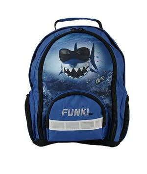 FUNKE Funki Kindergarten-Rucksack Haifisch 6070102
