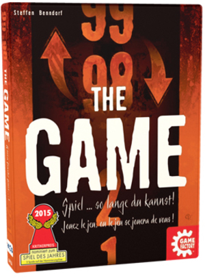 Game Factory The Game (mult.) 646154