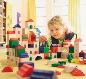 HABA Bausatz klein Amsterdam ** Haba;1160